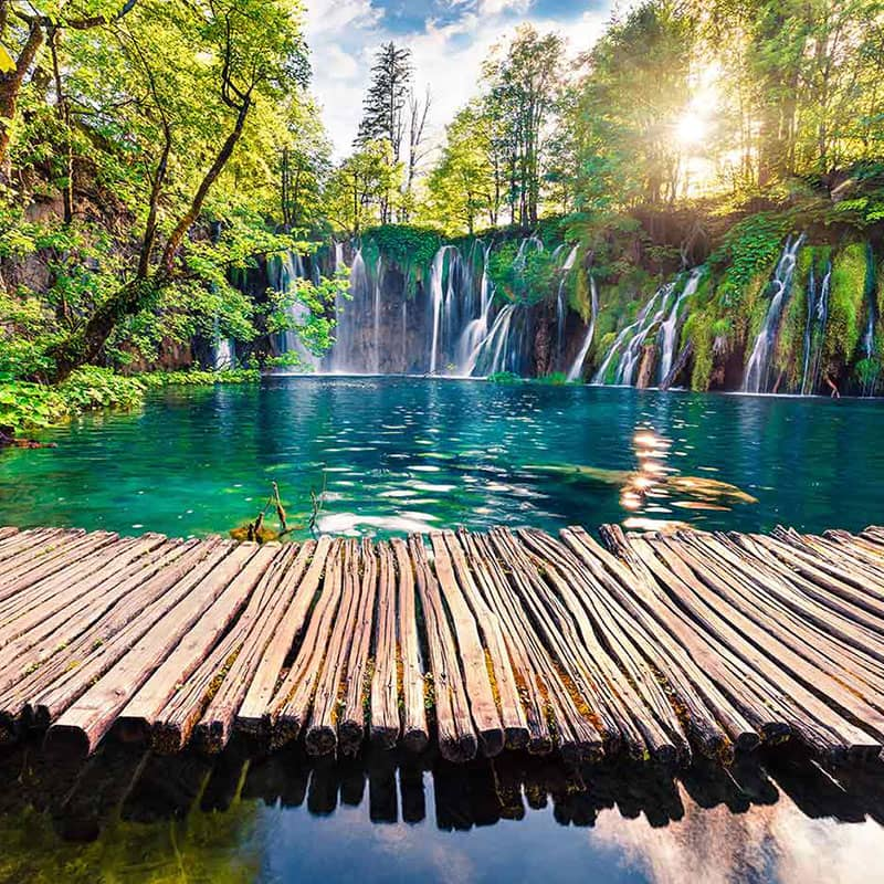 PLITVICE PRIVATE SIGHTSEEING FULL TOUR Degenija tours