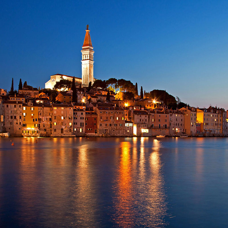 PLITVICE LAKES - ROVINJ PRIVATE TRANSFER - Degenija tours